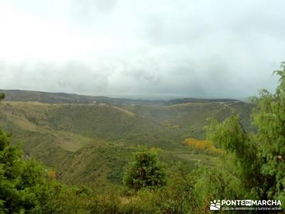 Atazar a Patones; Senda Genaro GR-300; rutas a pie;senderista;zona norte madrid